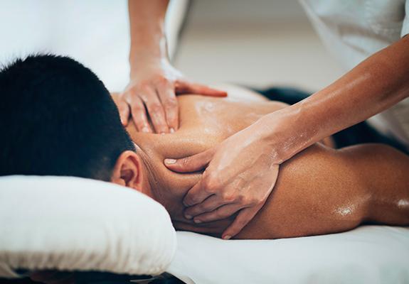 the massage spa signature sports massage